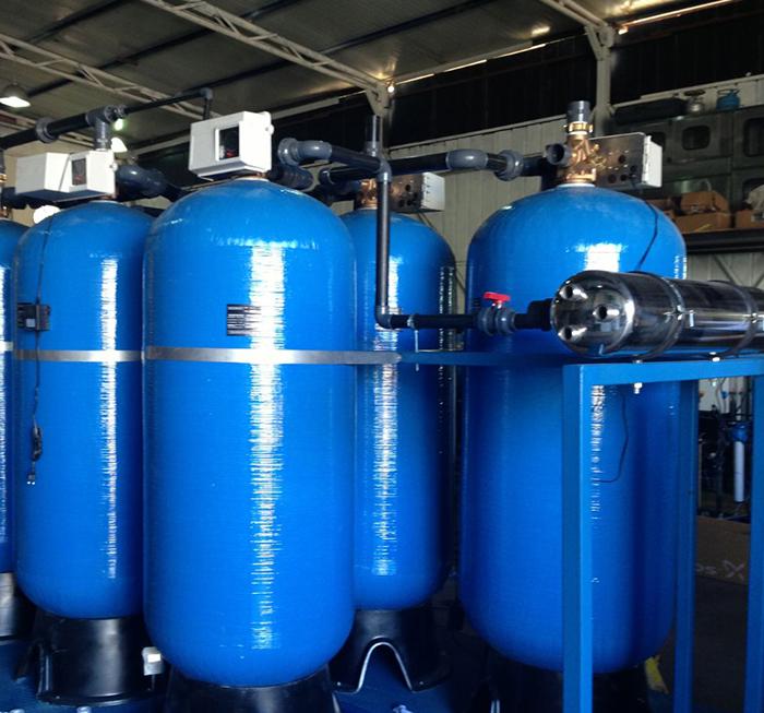 Su Yumuşatma ve Kazan Besleme Suyu